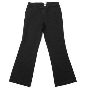 💎 Calvin Klein black bootcut jeans